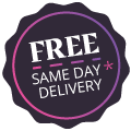 Free Same Day Delivery (restrictions apply)